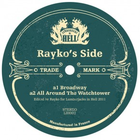 March 2012 - Track of the Month by RAYKO