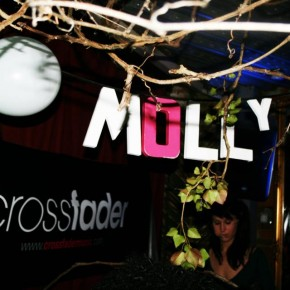 Crossfader Night with Molly (Rex / Paris) - 20 Avril 2012