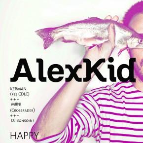 Vendredi 27 décembre 2013 - ALEXKID / KERMAN / PAUL MIINI / BONSOIR!