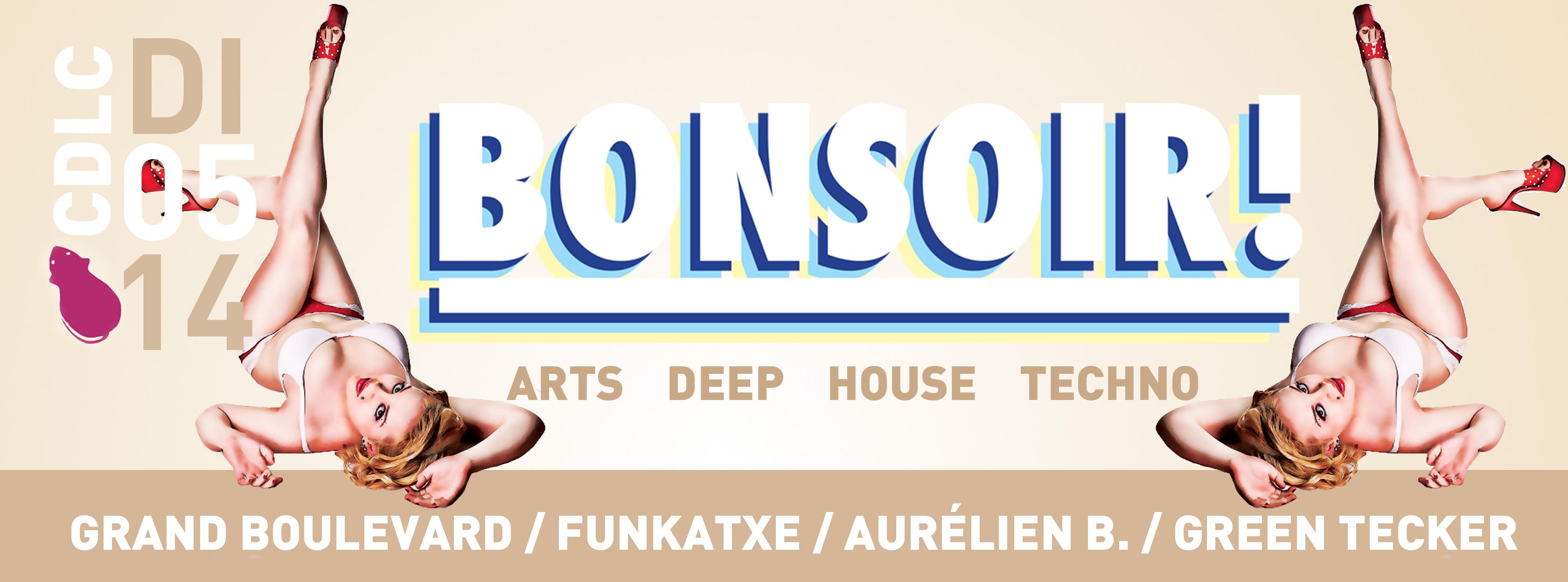 Dimanche 5 janvier 2014 - BONSOIR!