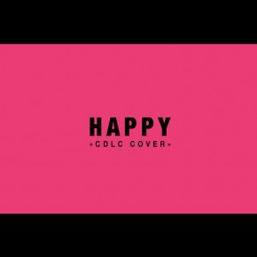 HAPPY - CDLC COVER (We Are From Toulouse) par MR&C