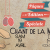 CHANT DE LA MACHINE SPECIAL - 19 AVRIL 2014