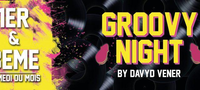 Groovy Night - La soirée HIP HOP!