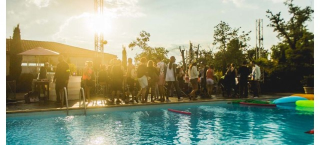 Photo Pool Party CDLC 12 ans