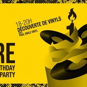 Mercredi 01 Avril - Label Sphère Birthday!