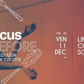 Vendredi 11 Décembre - Before Friday Circus!