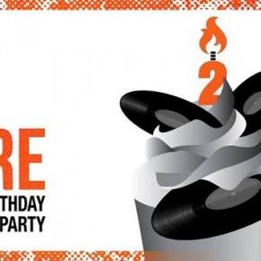 Vendredi 2 Avril - 2ème Anniversaire Label Sphère!