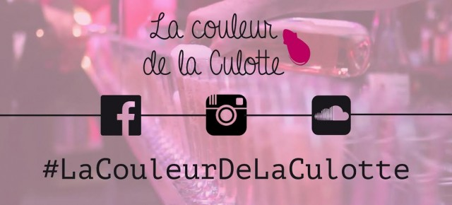 La Couleur de la Culotte wants you!