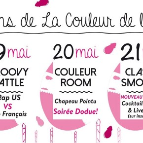 Du 18 au 22 Mai - 14 ans - HAPPY BIRTHDAY CDLC!