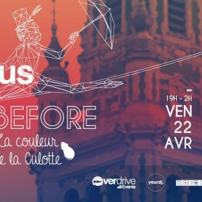 "Vendredi 22 Avril - Before officiel ""Friday Circus"""