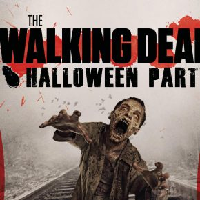 Samedi 29 / Lundi 31 Octobre - The Walking Dead HALLOWEEN PARTY!