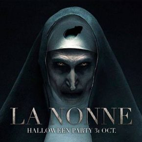 LA NONNE Halloween Party! - Mercredi 31 Octobre