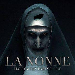 LA NONNE Halloween Party! - Mercredi 31 Octobre