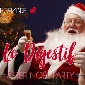 Mardi 25 Décembre - LE DIGESTIF