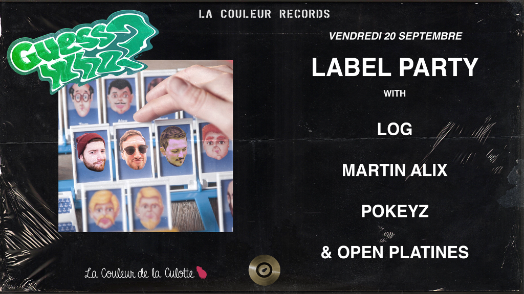 label party 1 saison 2